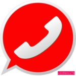 واتساب الاحمر logo